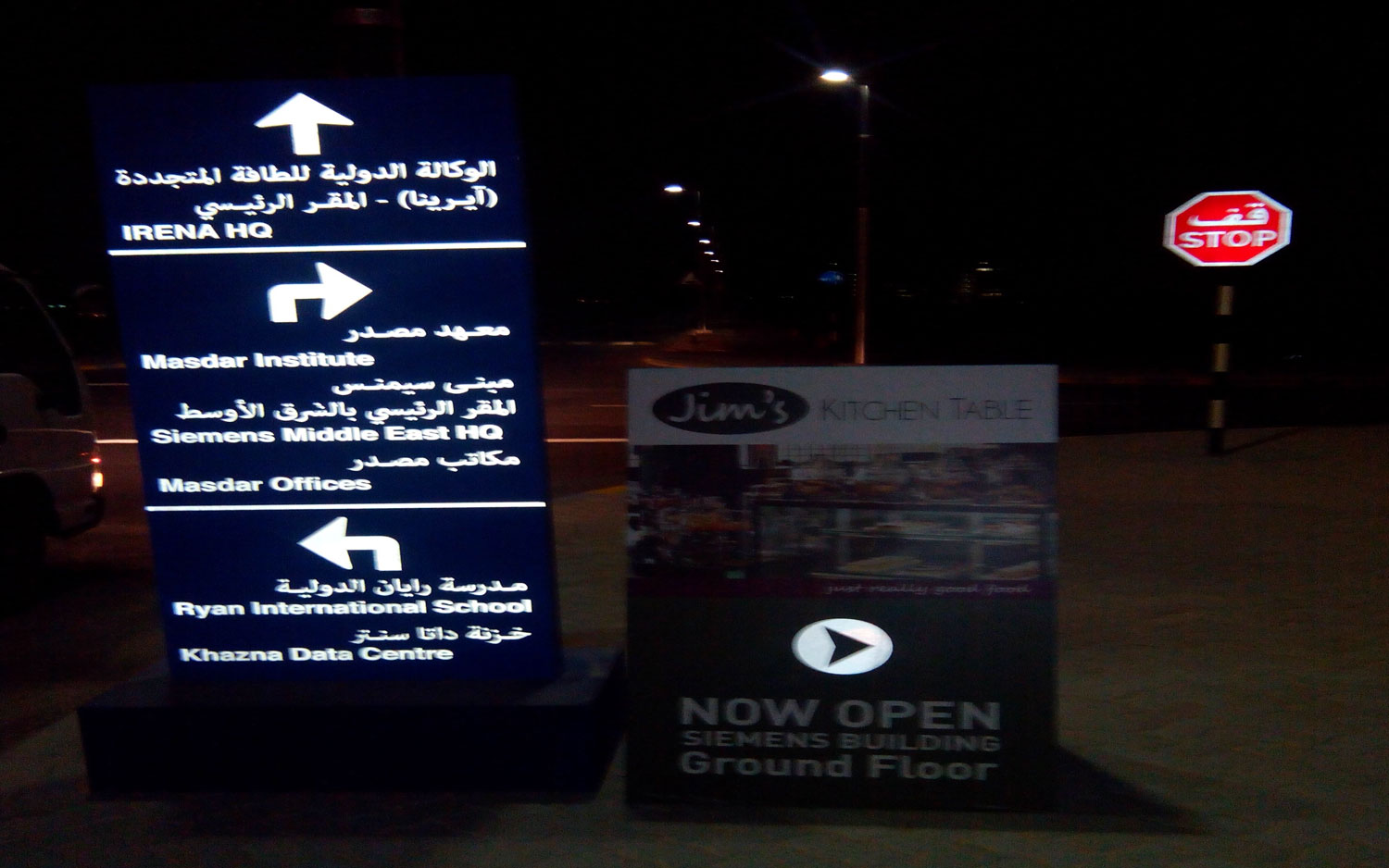 Way-Finding-Signages
